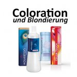 Coloration und Blondierung