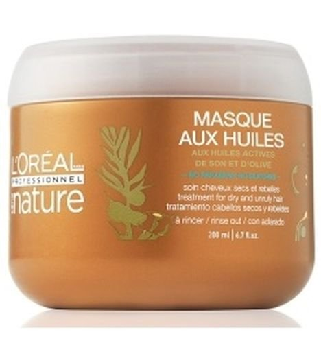 Loreal Serie Nature Douceur DHuiles Maske 200  ml