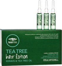 Paul Mitchell TEA TREE hair lotion KERAVIS & TEA TREE OIL 12x6 ml