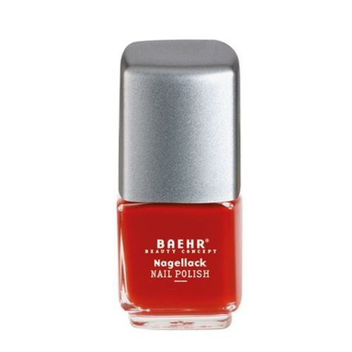 BAEHR Nagellack elegance red 11 ml