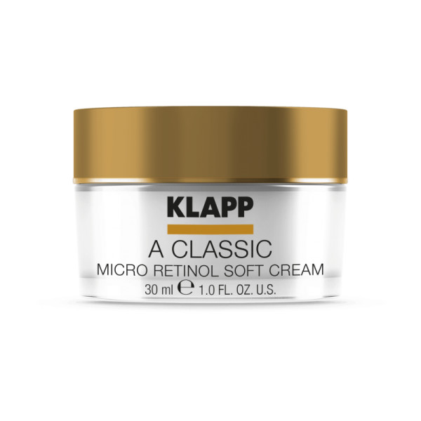 Klapp A Classic Micro Retinol Soft Cream 30 ml