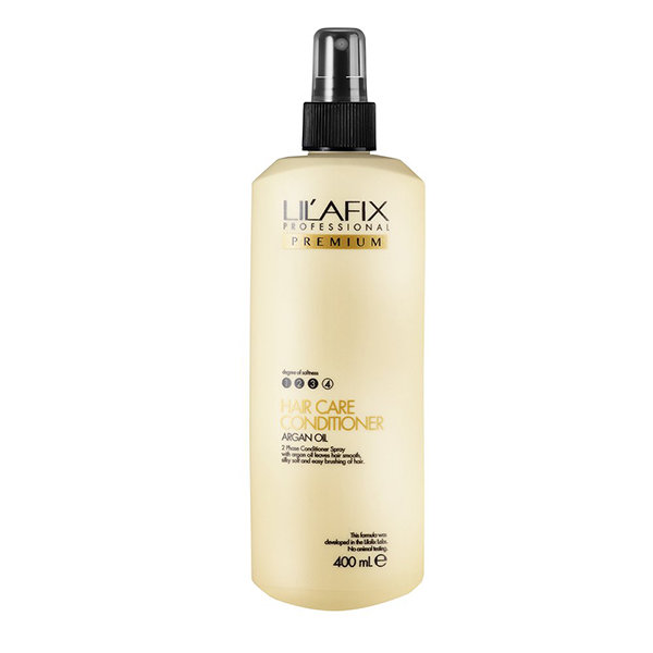 LilaFix Professional Premium Hair Care Condditioner Argan Oil 400 ml