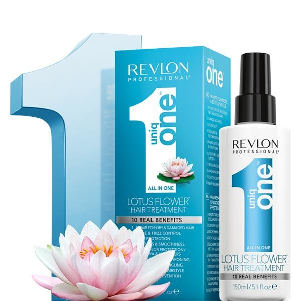 Revlon Uniq One Lotus Flower Hair Treatment 150 ml