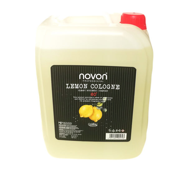 Novon Professional Lemon Cologne 80° 5000 ml