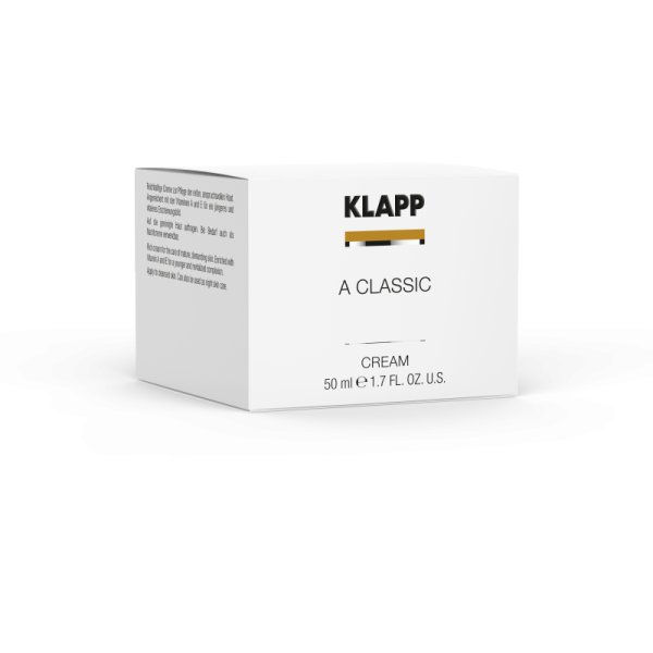 Klapp A Classic Cream 50 ml