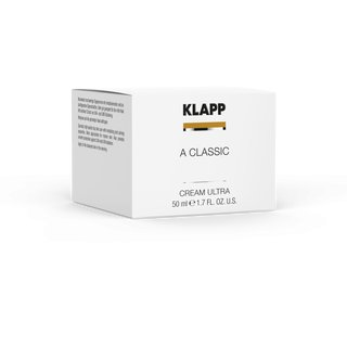 Klapp A Classic Cream Ultra 50 ml