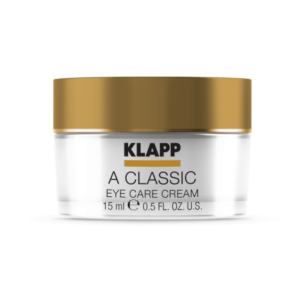 Klapp A Classic Eye Care Cream 15 ml