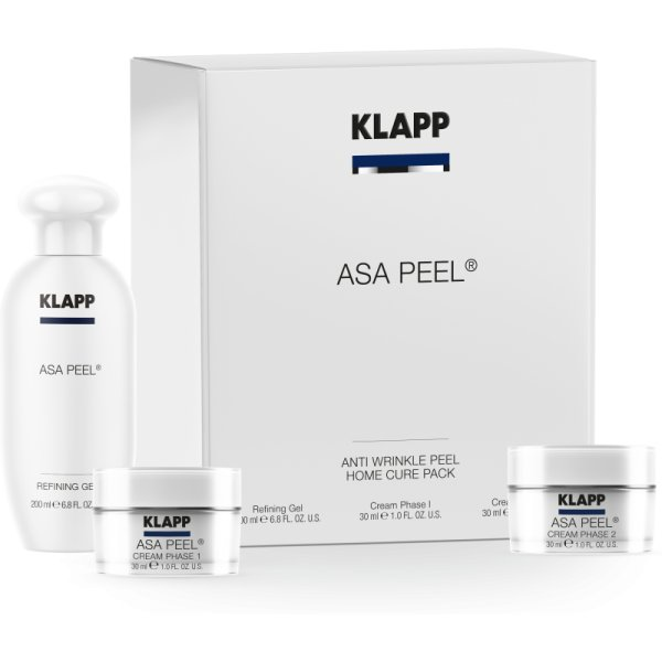 Klapp ASA Anti Wrinkle Peel Home Cure Pack 260 ml
