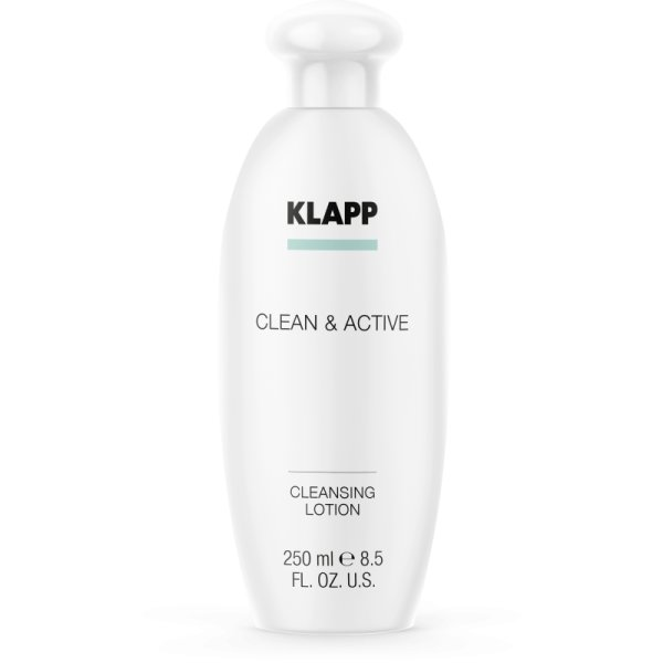 Klapp Clean & Active Cleansing Lotion 250 ml