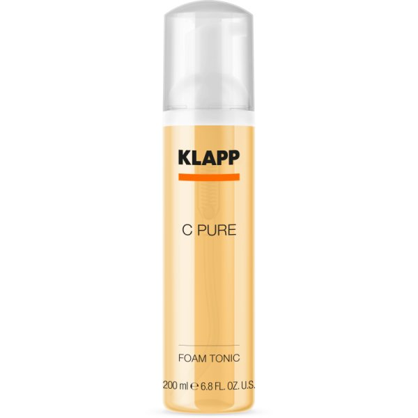 Klapp C PURE Foam Tonic 200 ml