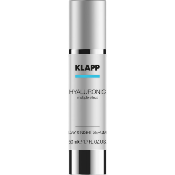 Klapp Hyaluronic Day & Night Serum 50 ml