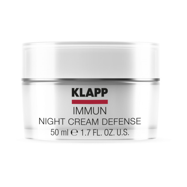 Klapp Immun Night Cream Defense 50 ml